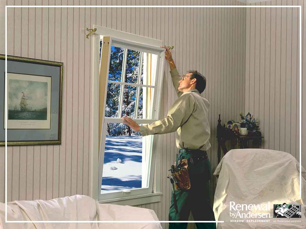 About Our Window Replacement Methods
