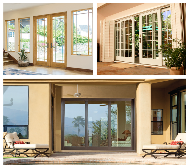 Replacement Wood Patio Doors San Diego
